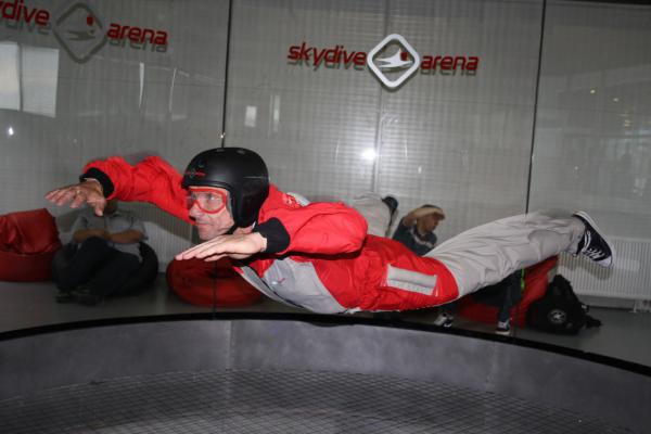 Prag Indoor Skydiving - Windtunnel