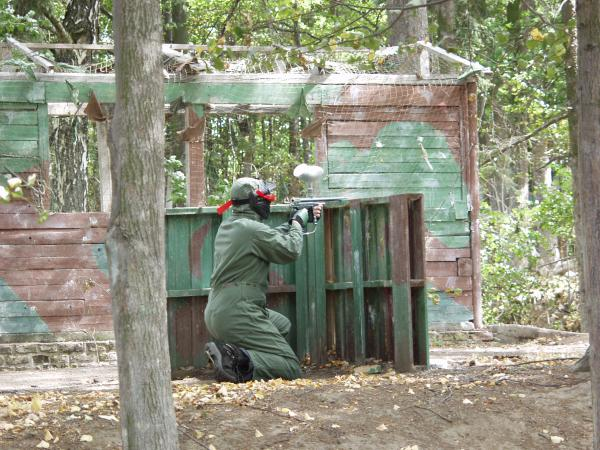Prag Paintball