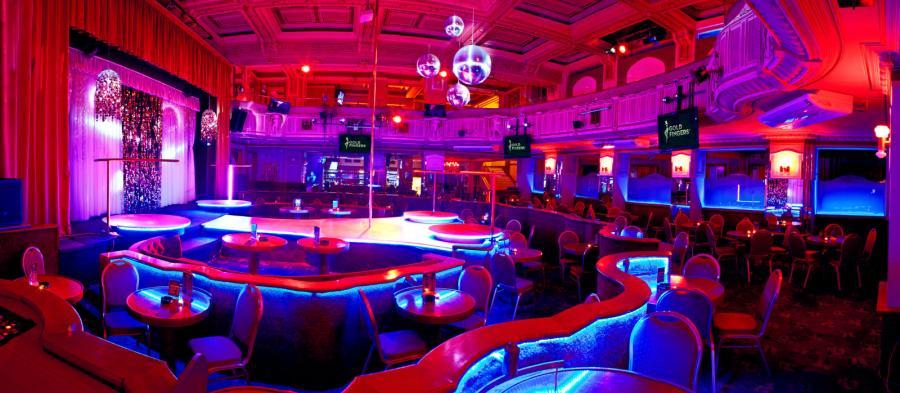Dallas Adult Clubs und Hotels